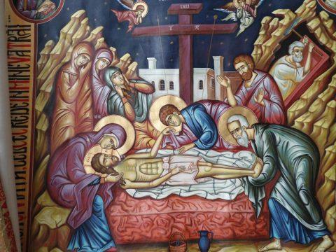 Sfânta și Marea zi de Sâmbătă. Ziua odihnei iudeilor, ziua odihnei Domnului în mormânt
