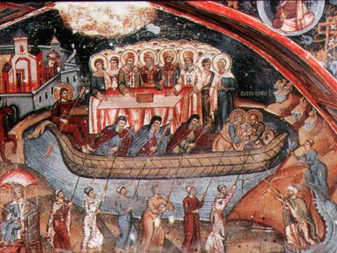 Cum construiește Dumnezeu mare Familie a Bisericii prin Trupul și Sângele Său