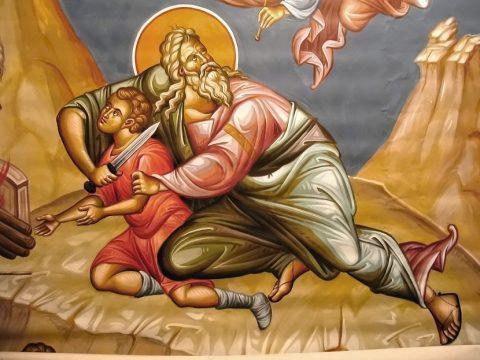 """Credinţa """"absurdă"""" al lui Avraam faţă de Dumnezeu"""