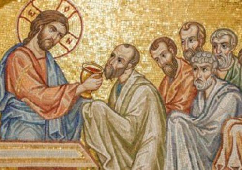 Sfânta Împărtășanie (Euharistie)