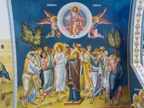 De la înălțarea Domnului istoria umanității este o așteptare a răspunsului fiecărui om la Învierea Domnului