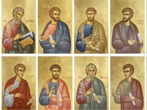 Ev. Matei, cap. 10, vers. 1-15 (joi, 1 nov. 2018) Sfaturile Domnului către apostoli înainte de a fi trimiși în misiune