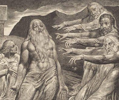 Cartea lui Iov (capitolele 4 și 5). Poate fi un om drept înaintea lui Dumnezeu? (joi, 6 dec. 2018)