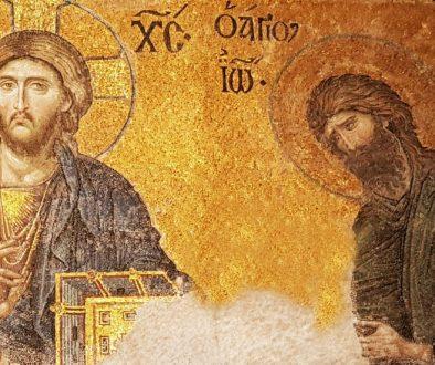 Ev. Matei, cap. 11, vers. 10-24. Iisus Hristos și Ioan Botezătorul împreună.