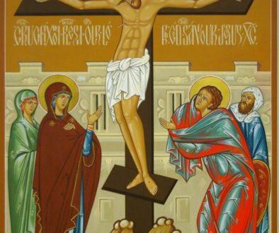 Cartea lui Iov (cap.10, 1-5). Iisus Hristos a asumat pe Cruce toate necazurile vieții noastre