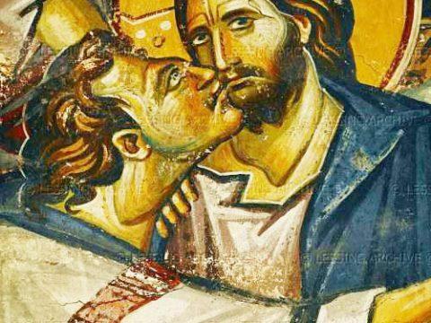 Sfânta și Marea zi de Miercuri. Femeia păcătoasă și Iuda, de la întuneric la Lumină și invers (2019)