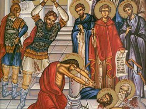 Mucenicii au scris cu sânge Evanghelia lui Hristos în inimile oamenilor!