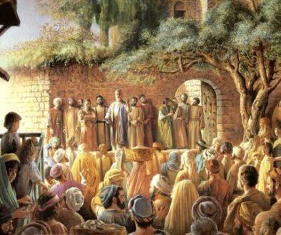 Cu Învierea începe frumoasa poveste a încreștinării umanității de către o mână de oameni
