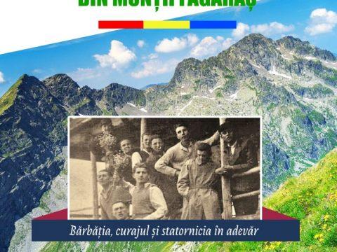 Eroii rezistentei armate anticomuniste din Muntii Fagaras