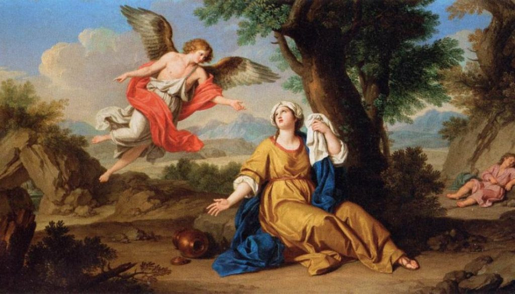 Giuseppe_Bottani_-_Hagar_and_the_Angel_-_WGA2681
