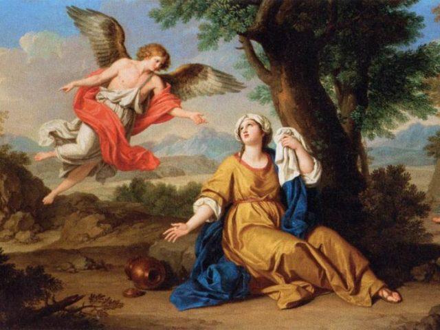 Giuseppe_Bottani_-_Hagar_and_the_Angel_-_WGA2681